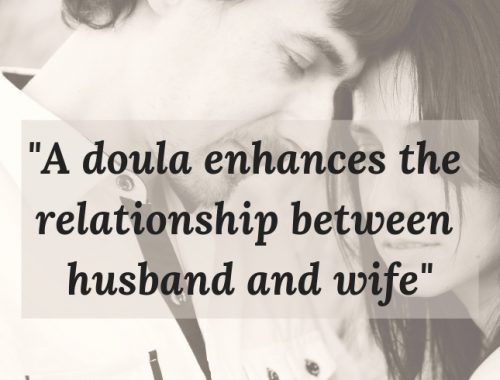doulas and husbands